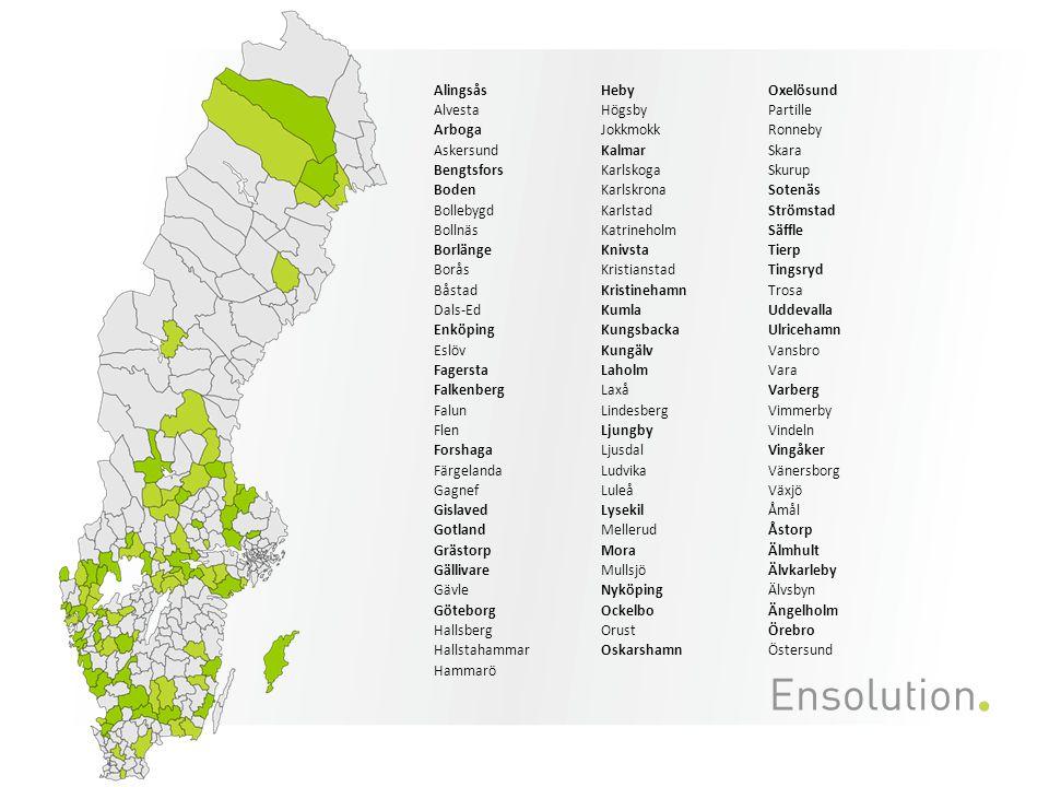 Kommuner som är osäkra: Sotenäs