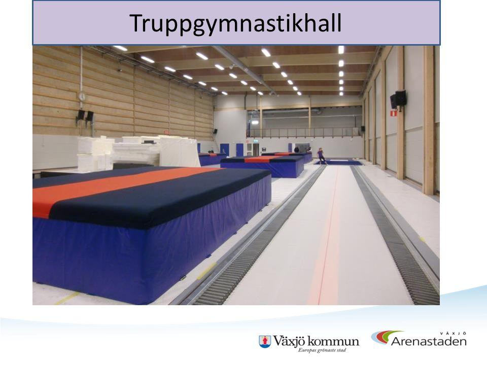 Truppgymnastikhall 19