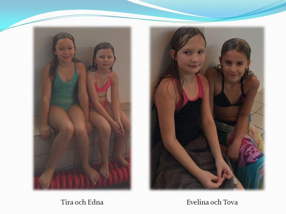 Tira och Edna Evelina och Tova