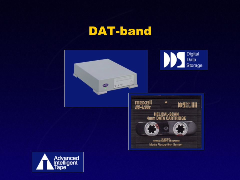 DAT-band