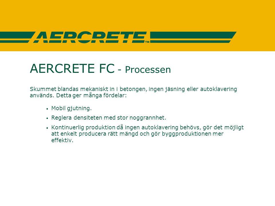 AERCRETE FC - Processen