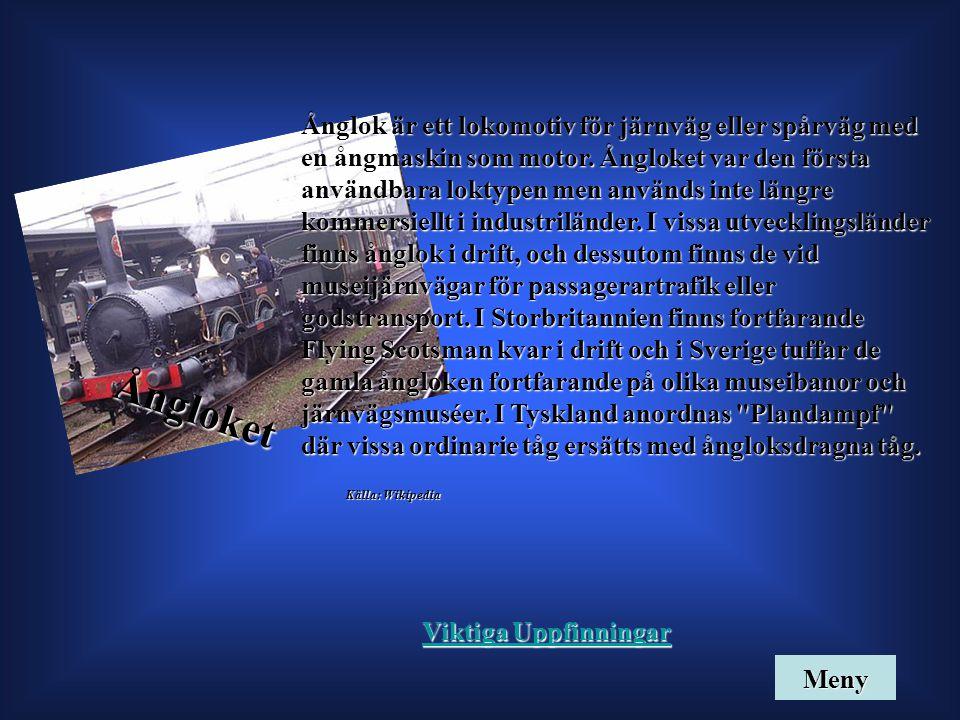 Ånglok är ett lokomotiv för järnväg eller spårväg med en ångmaskin som motor. Ångloket var den första användbara loktypen men används inte längre kommersiellt i industriländer. I vissa utvecklingsländer finns ånglok i drift, och dessutom finns de vid museijärnvägar för passagerartrafik eller godstransport. I Storbritannien finns fortfarande Flying Scotsman kvar i drift och i Sverige tuffar de gamla ångloken fortfarande på olika museibanor och järnvägsmuséer. I Tyskland anordnas Plandampf där vissa ordinarie tåg ersätts med ångloksdragna tåg.
