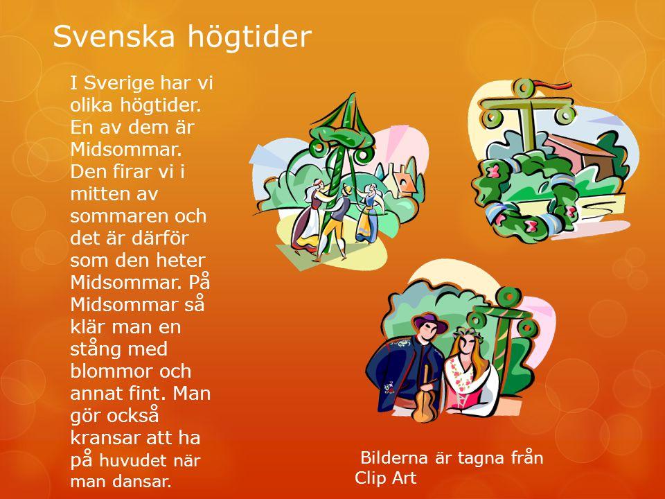 Svenska högtider