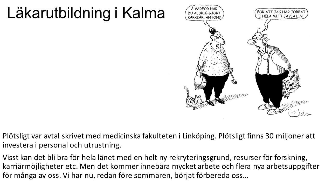 Läkarutbildning i Kalmar