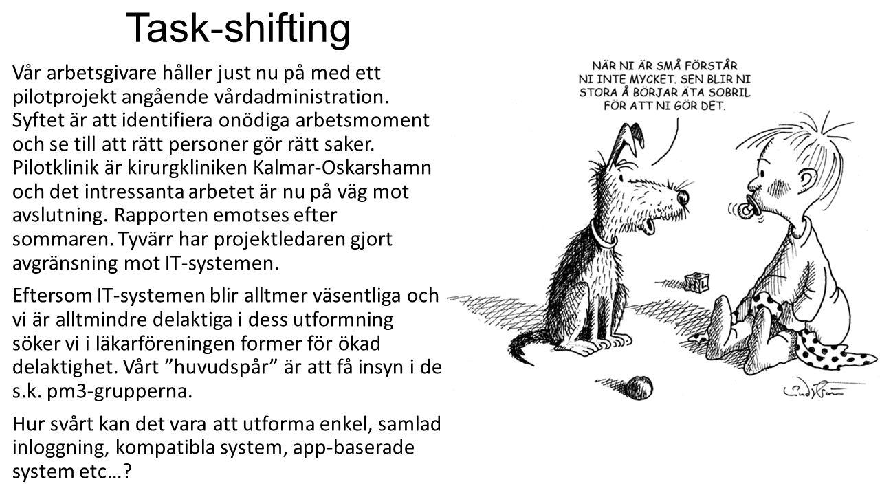 Task-shifting