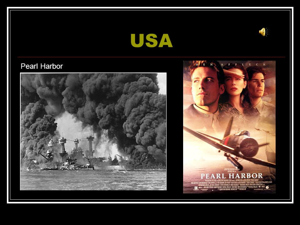 USA Pearl Harbor