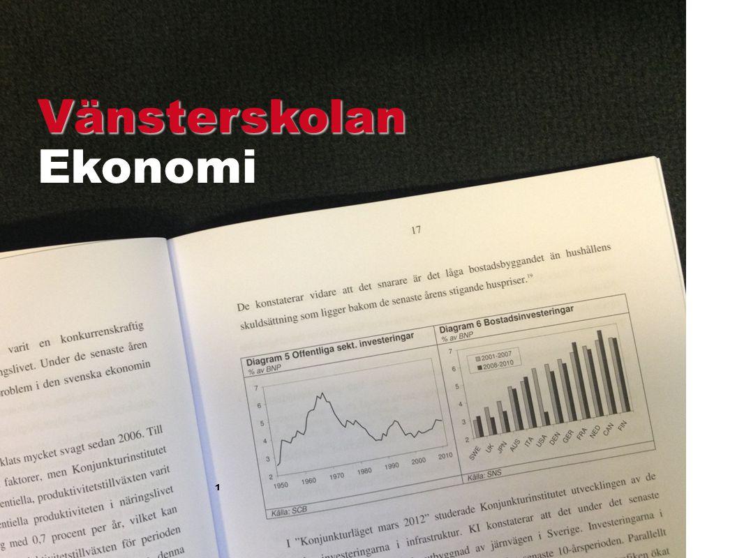 Vänsterskolan Ekonomi 20140115