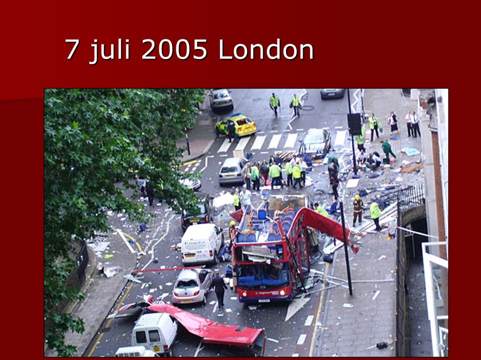 7 juli 2005 London