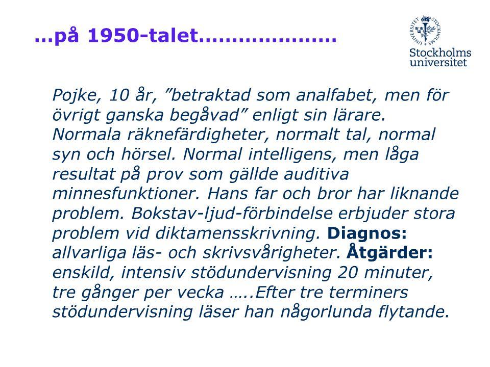 …på 1950-talet…………………