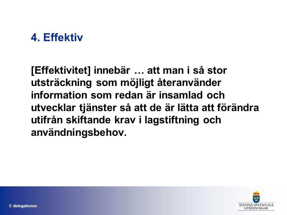 4. Effektiv