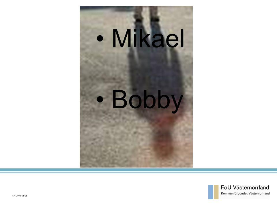 Mikael Bobby KA 2003-03-26
