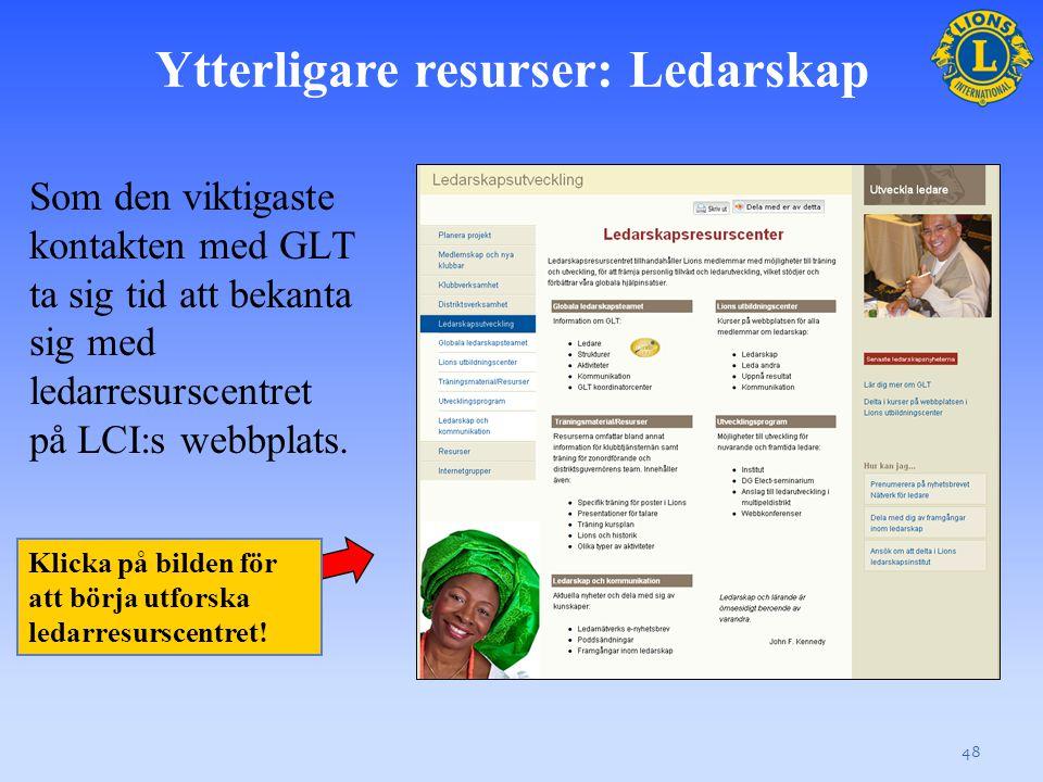 Ytterligare resurser: Onlinekurser