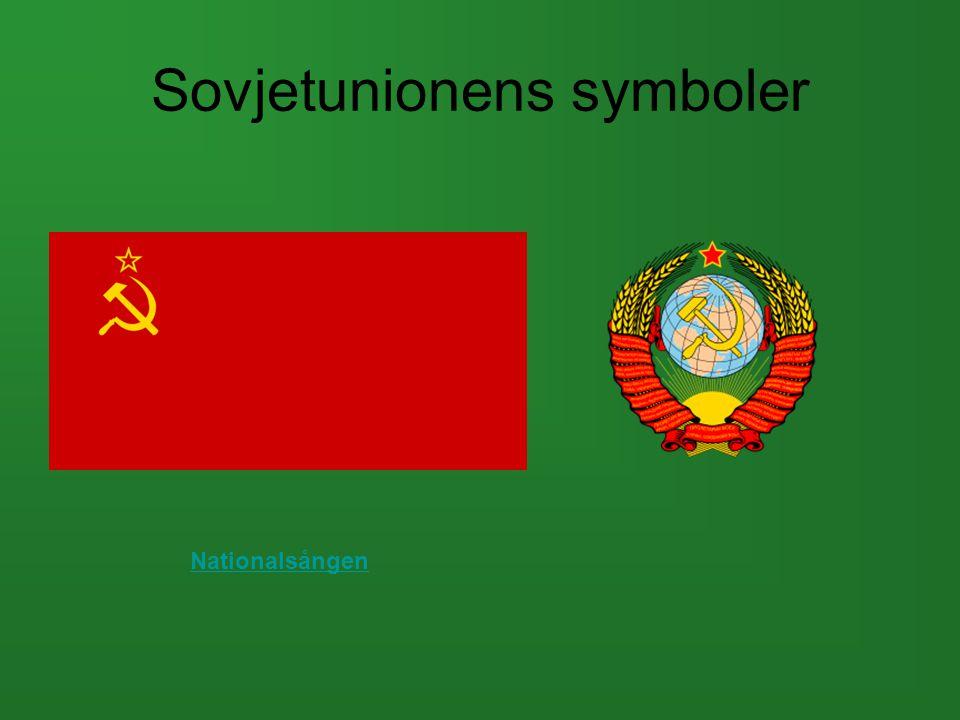 Sovjetunionens symboler