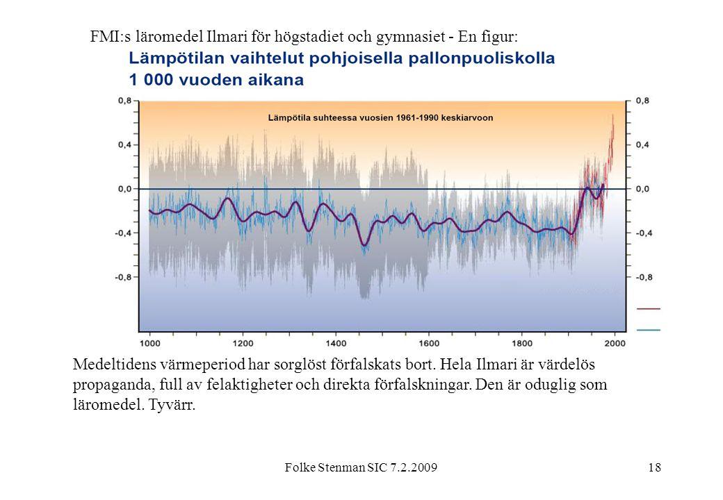 FMI:s läromedel Ilmari för högstadiet och gymnasiet - En figur: