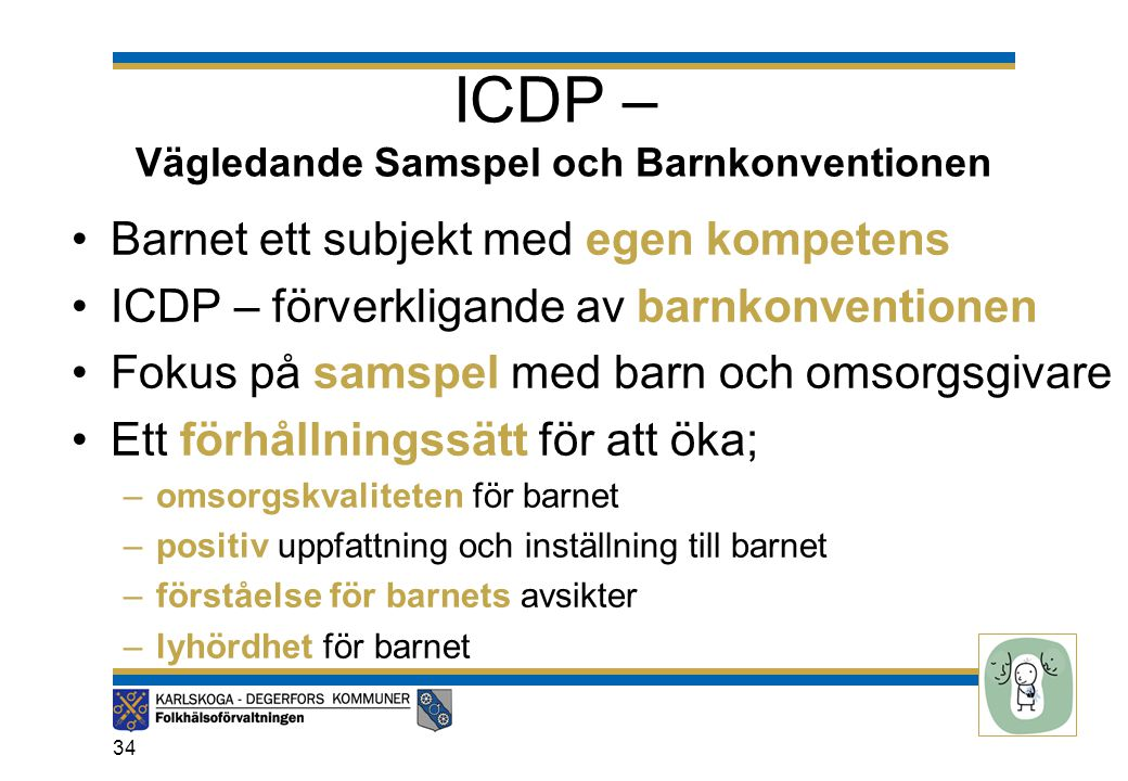 ICDP – Vägledande Samspel och Barnkonventionen