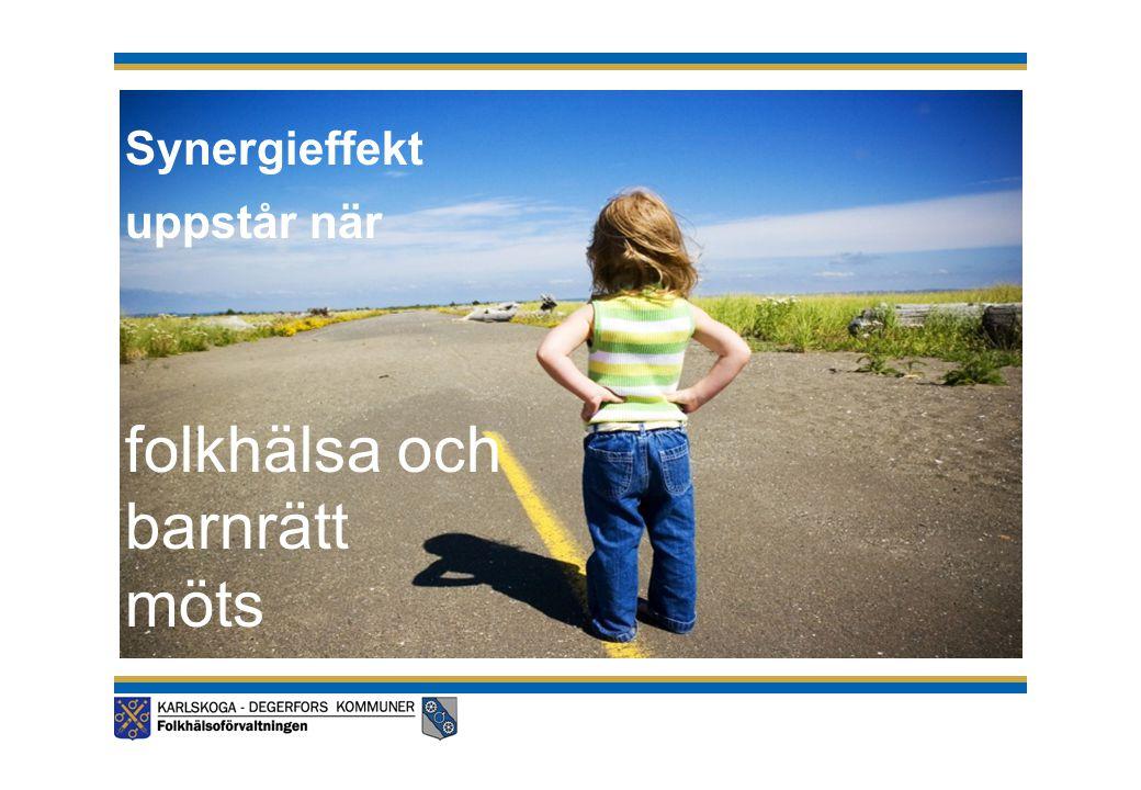 folkhälsa och barnrätt möts