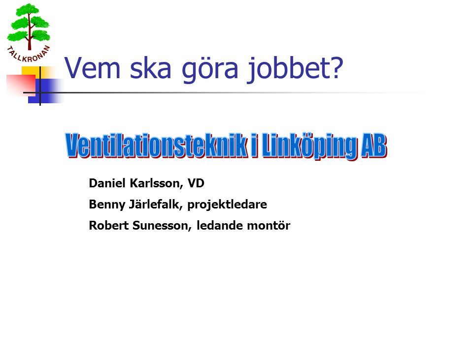 Ventilationsteknik i Linköping AB