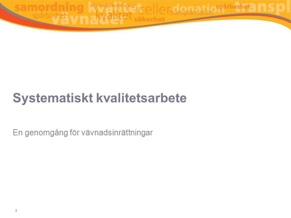 Revisionshistorik Versions- nummer. Datum. Ansvarig. Ändringar mot tidigare version. 2.0. 2011-05-19.