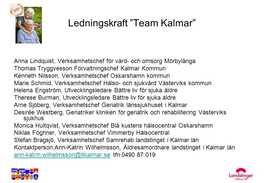 Ledningskraft Team Kalmar