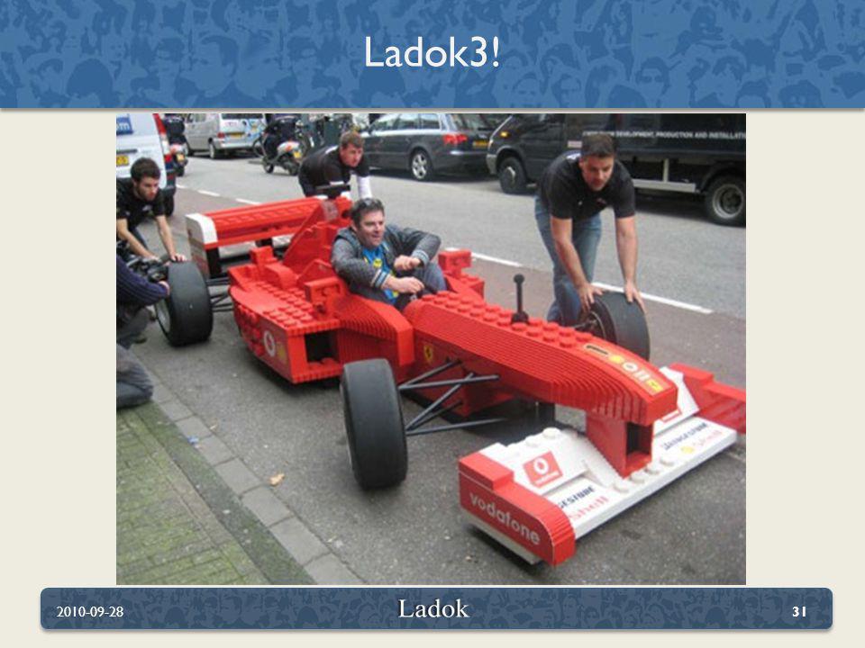 Ladok3! Och resultatet blir; Ladok3!!! 2010-09-28