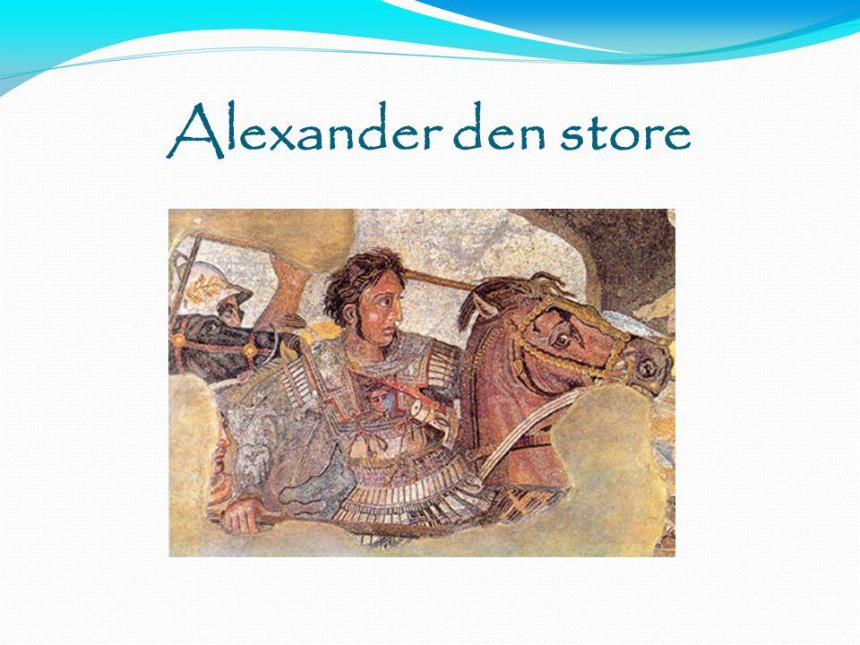 11-11-15 Alexander den store
