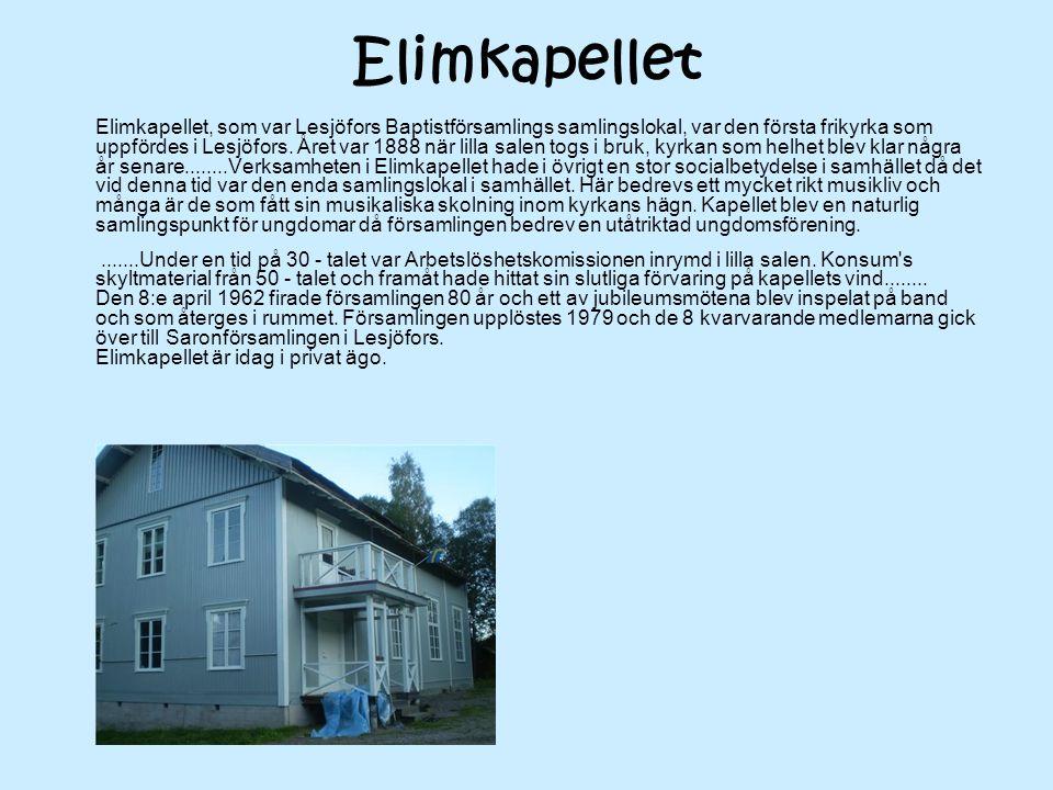 Elimkapellet
