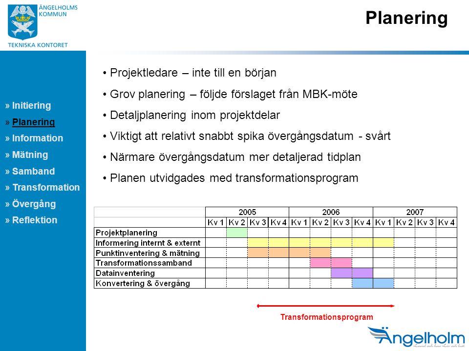 Transformationsprogram