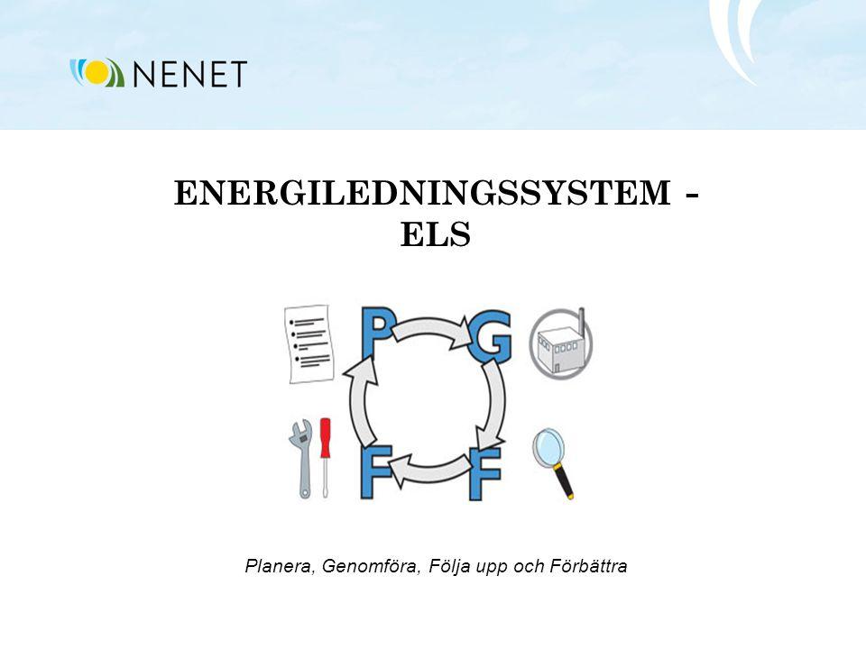 ENERGILEDNINGSSYSTEM - ELS