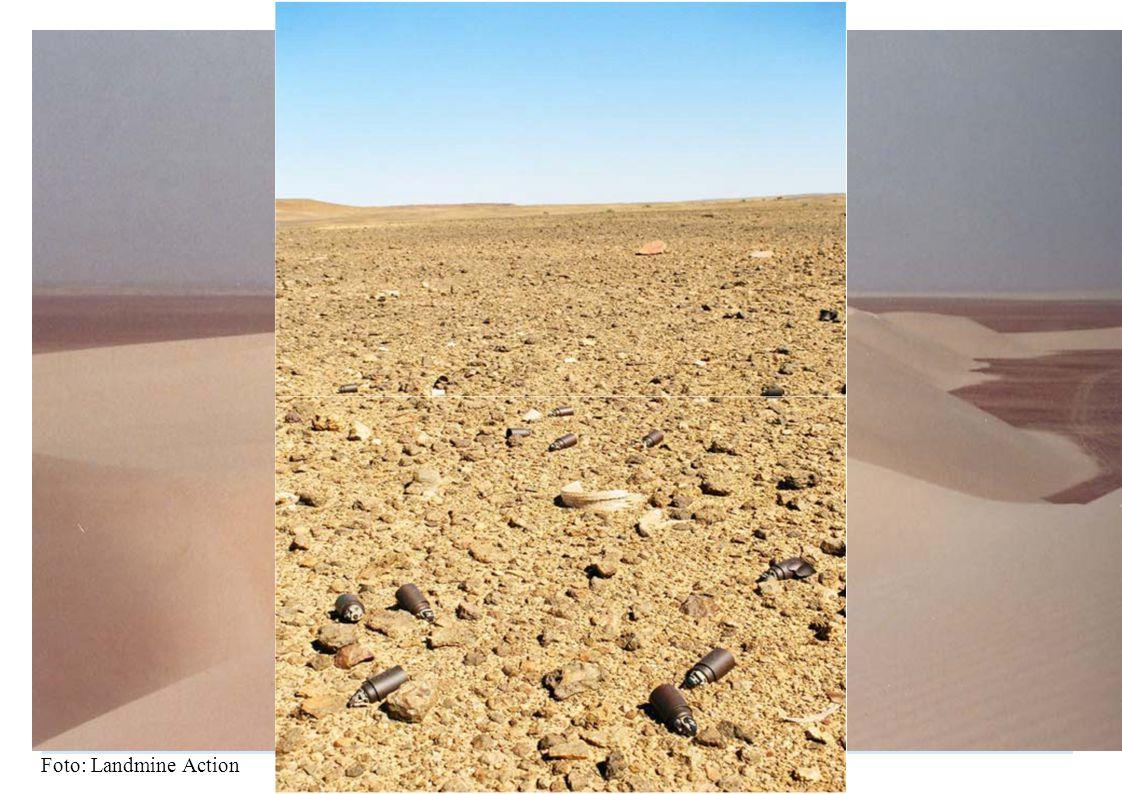 Foto: Landmine Action