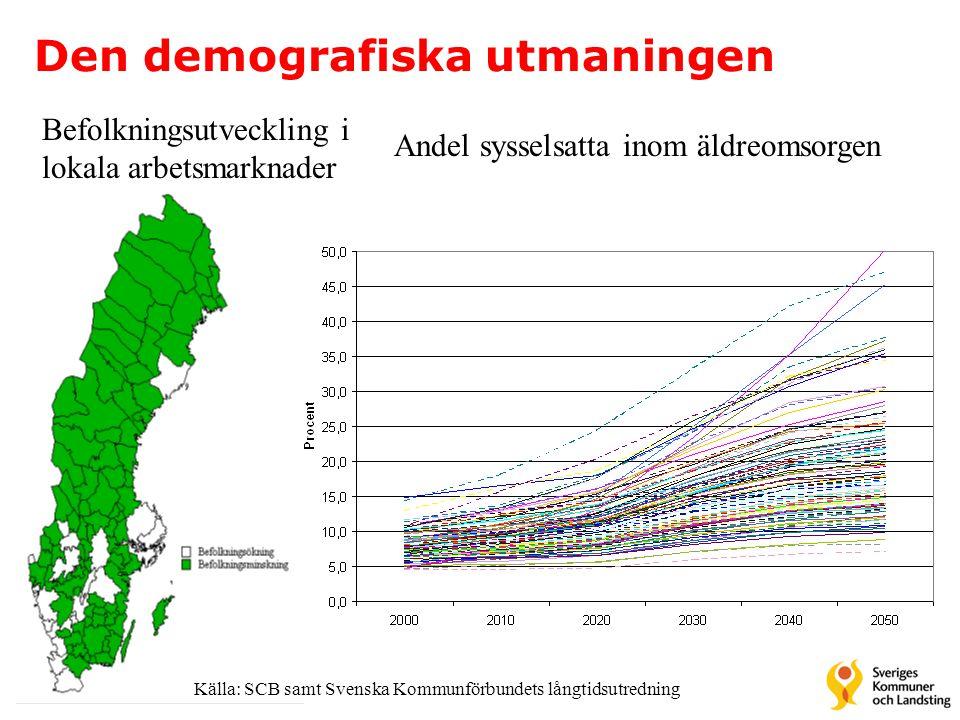 Den demografiska utmaningen