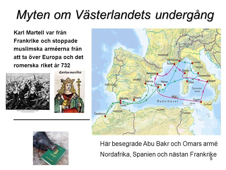 Myten om Västerlandets undergång