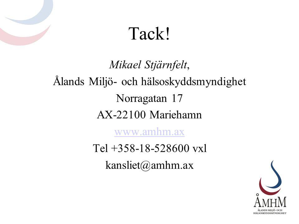 Ålands Miljö- och hälsoskyddsmyndighet