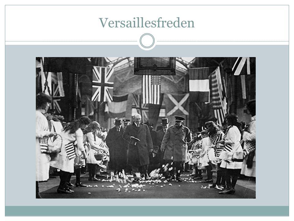 Versaillesfreden