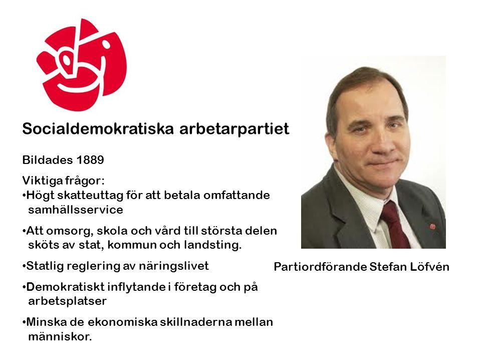 Socialdemokratiska arbetarpartiet