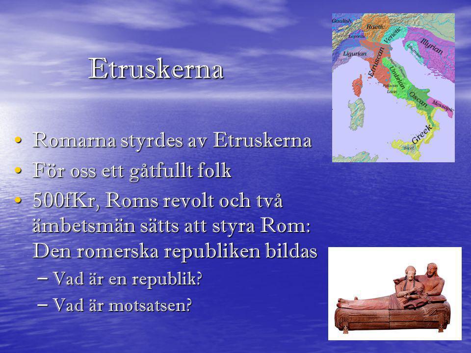 Romerska ämbetsmän