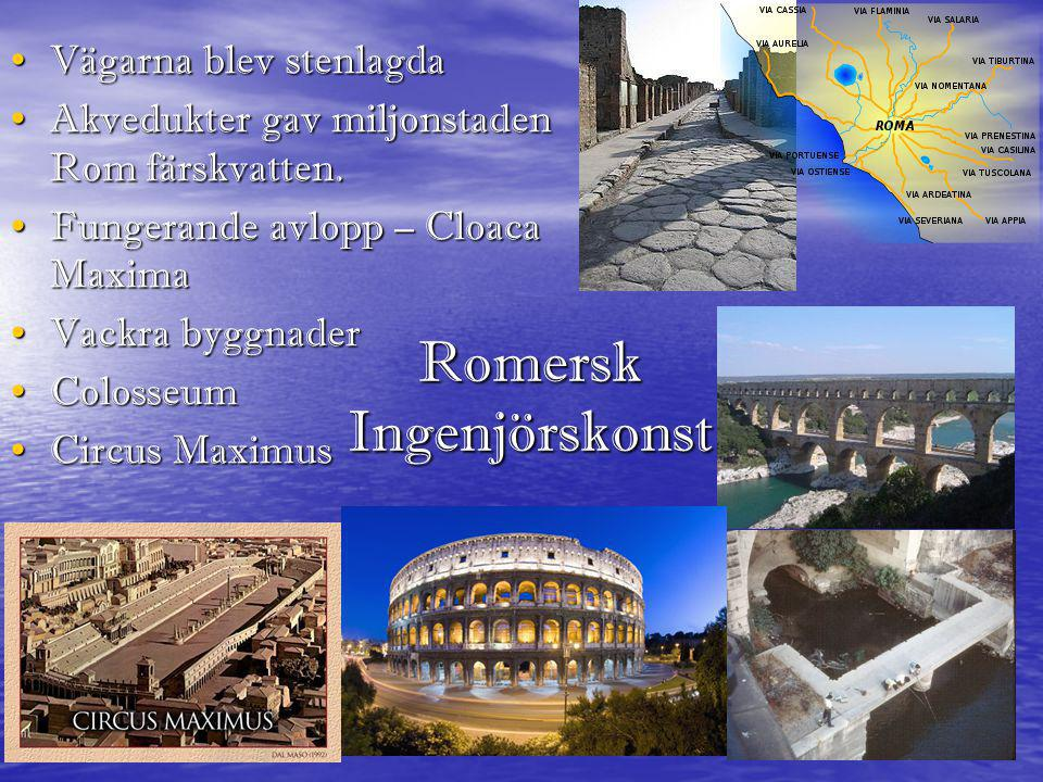 Romersk Ingenjörskonst