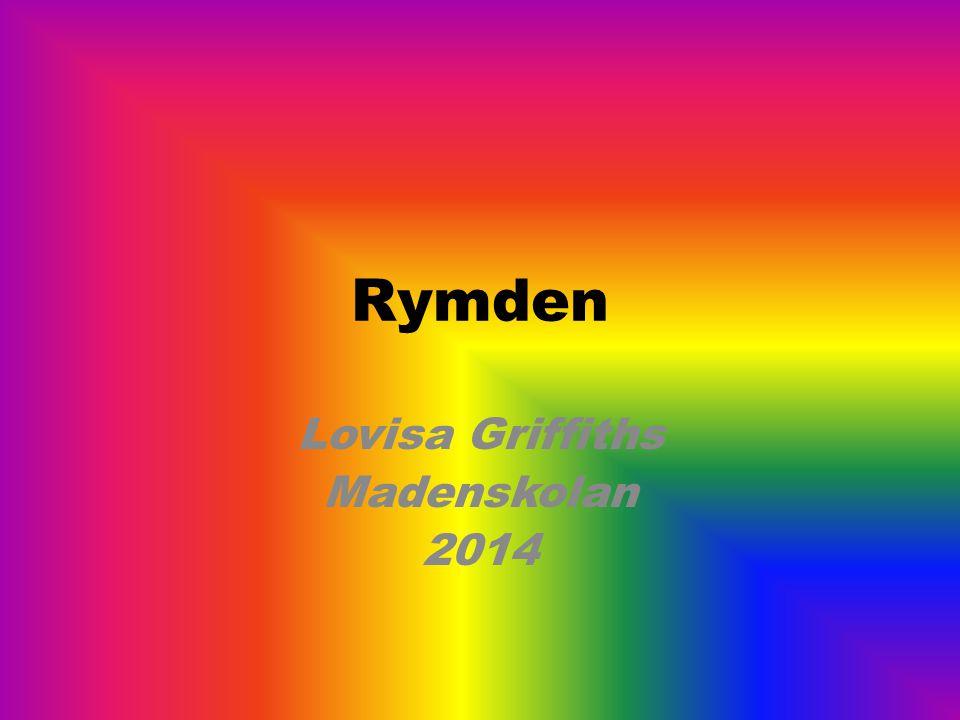 Lovisa Griffiths Madenskolan 2014