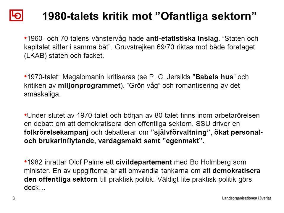 1980-talets kritik mot Ofantliga sektorn