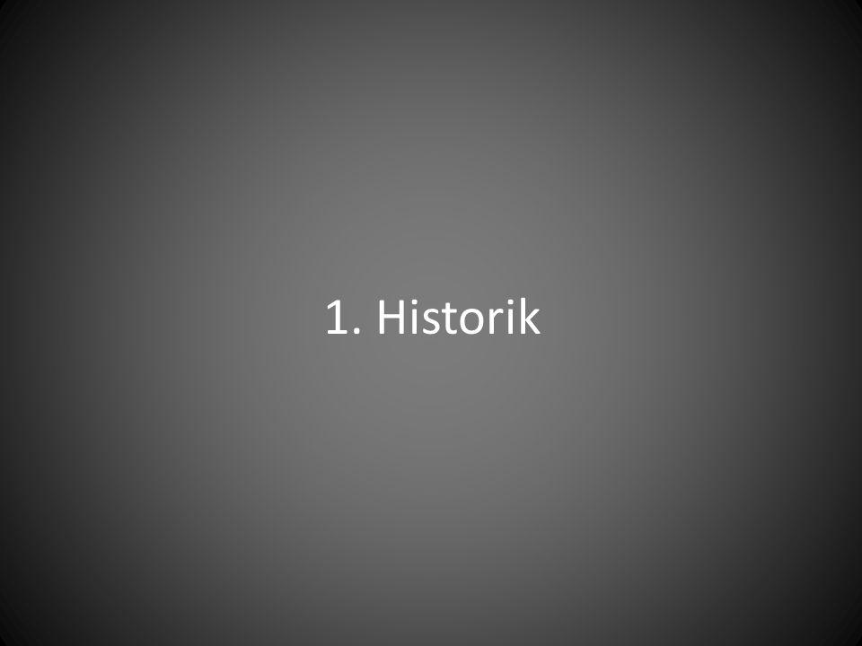 1. Historik