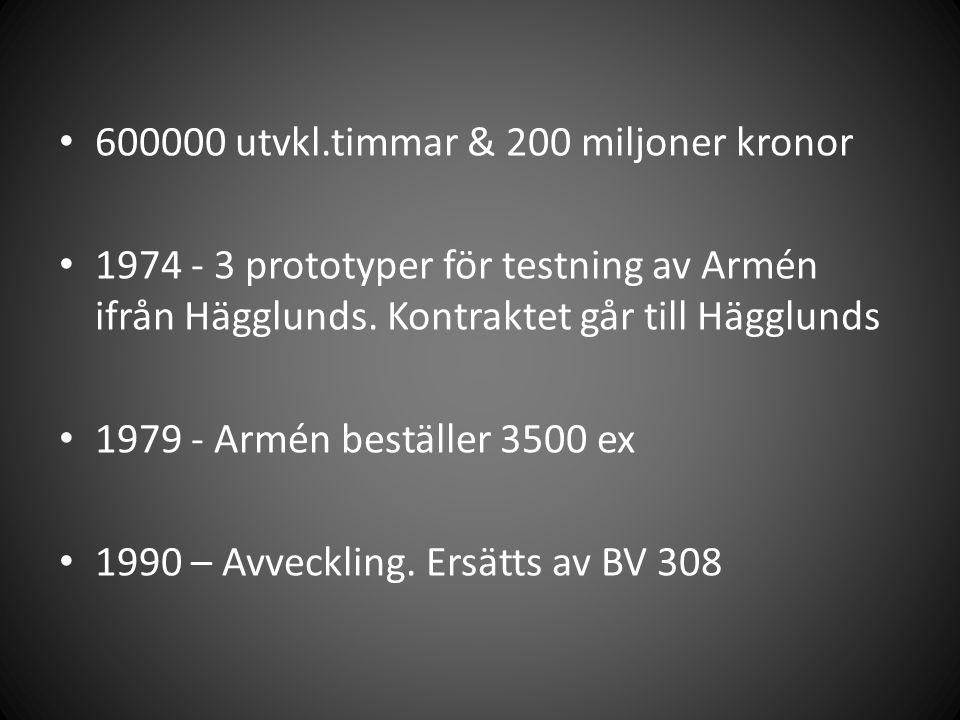 600000 utvkl.timmar & 200 miljoner kronor