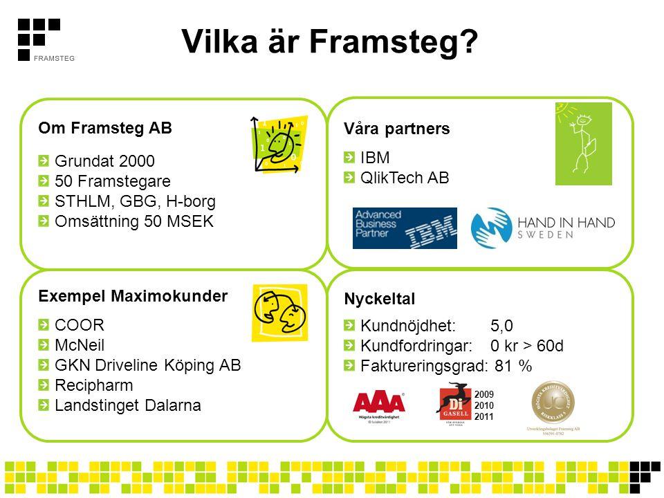 Vilka är Framsteg Grundat 2000 50 Framstegare STHLM, GBG, H-borg