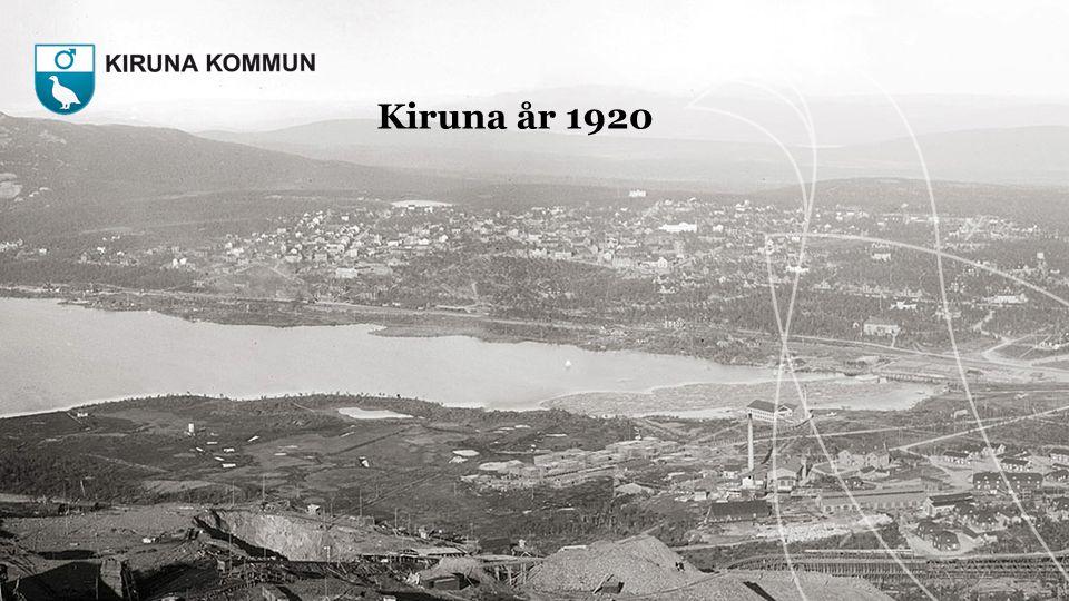 Kiruna år 1920