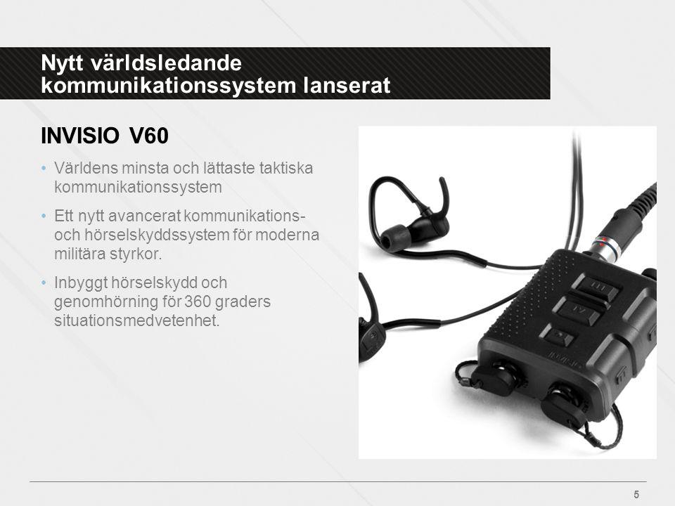 Nytt världsledande kommunikationssystem lanserat