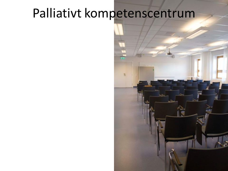 Palliativt kompetenscentrum