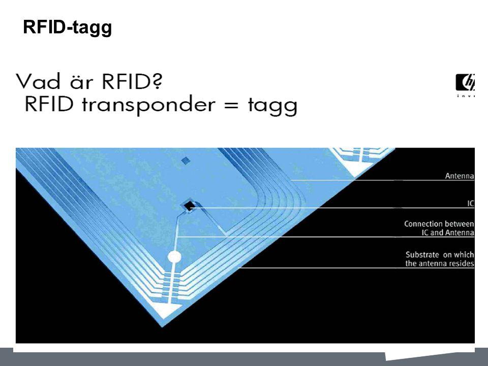 RFID-tagg