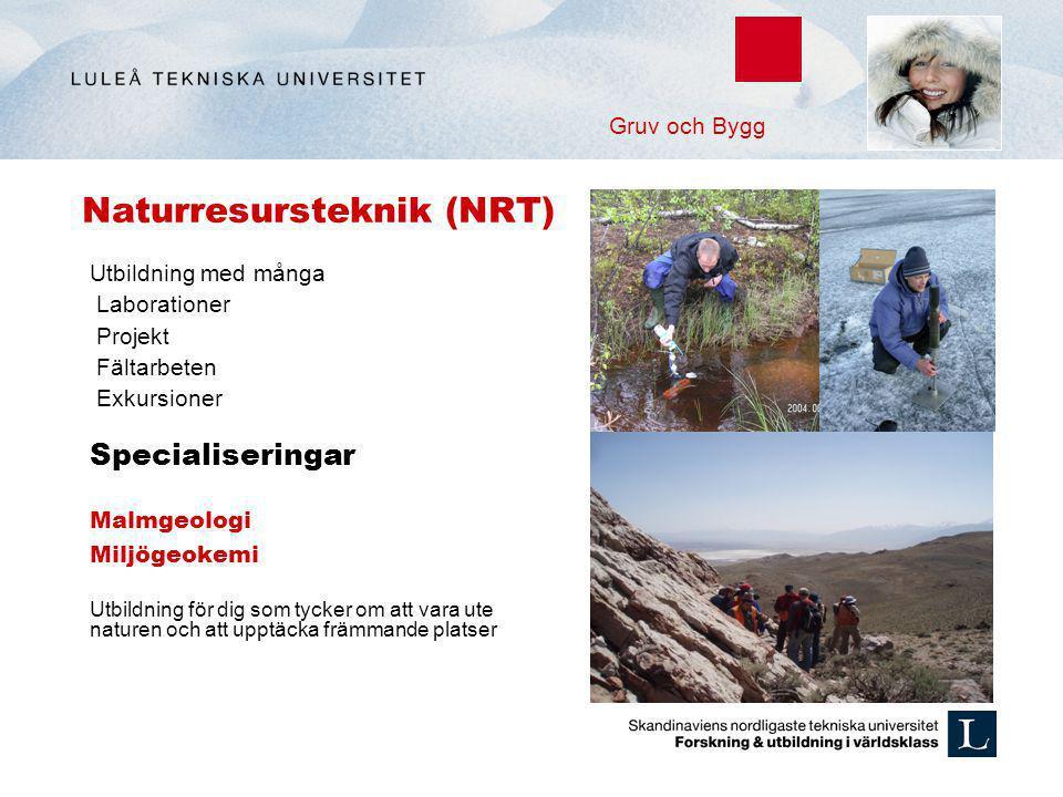 Naturresursteknik (NRT)