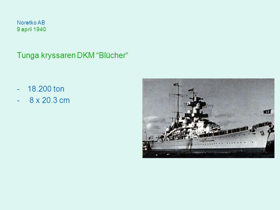 Tunga kryssaren DKM Blücher