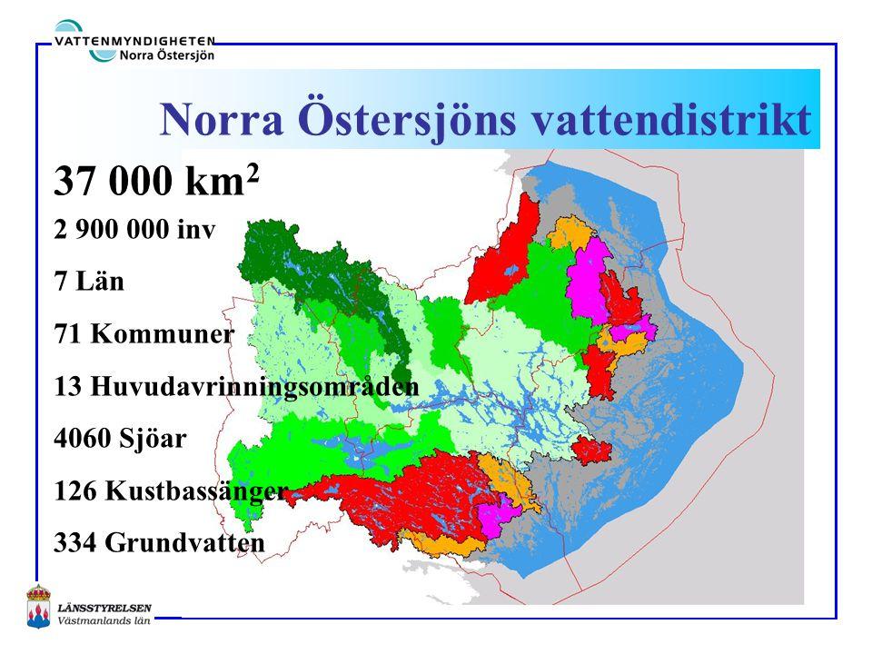 Norra Östersjöns vattendistrikt