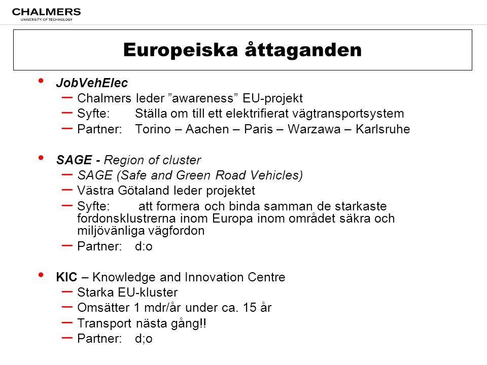 Europeiska åttaganden