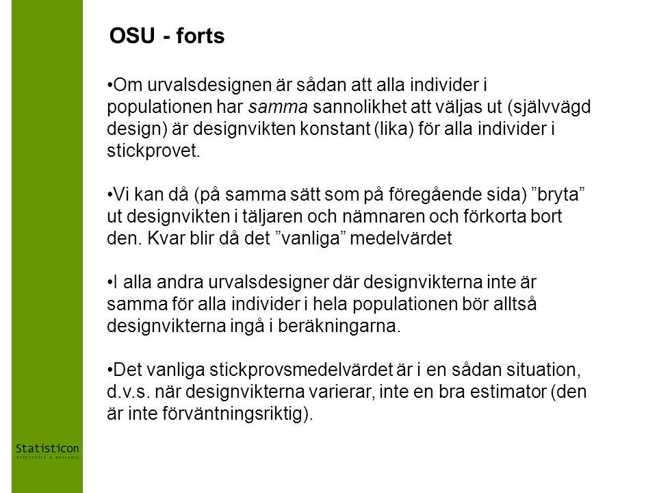 OSU - forts
